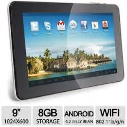 Tablet Android Speedup Pad Genius 8gb buy the envizen 9 dual 8gb android 4 2 tablet pc at