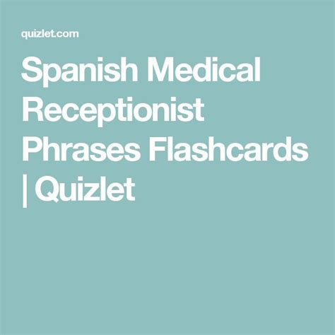 product layout quizlet best 25 medical receptionist ideas on pinterest patient