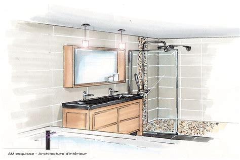 chambre de bain d馗oration d 233 licieux plan chambre parentale avec salle de bain et
