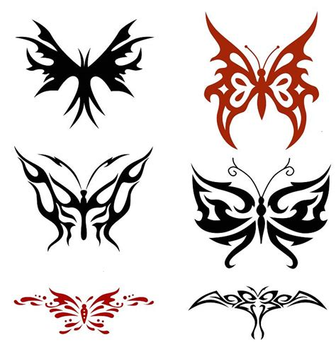 free butterfly tattoo designs to print trough the never butterfly ideas
