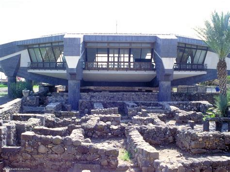 Mother In Law House by Capernaum Israel Photographs St Peter S House Olive