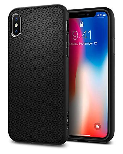 Iphone X Cover Armor Baby Skin Matte 1280 201 spigen liquid air armor iphone x with durable flex and import it all