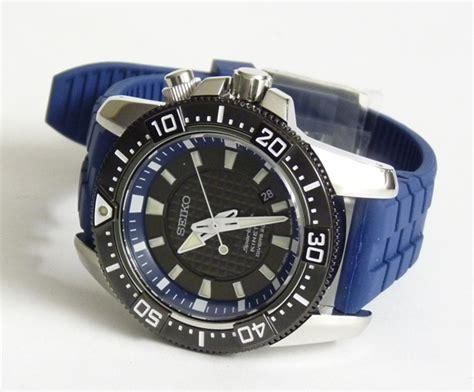 Jam Tangan Seiko Original Pria Sportura Kinetic Diver S Ska509p1 1 seiko jam tangan pria biru rubber sportura