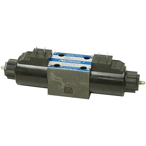 Selenoid Valve 24vdc 24 vdc solenoid valve a b to t solenoid valves hydraulic valves hydraulics www