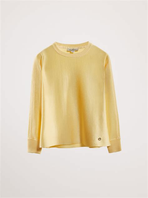 Sweater Massimo Dutti shoptagr sweater with front bow by massimo dutti