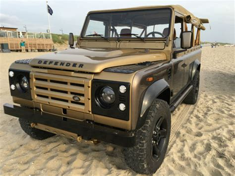 Build A Land Rover by Custom Build Your Land Rover Defender Classic Land