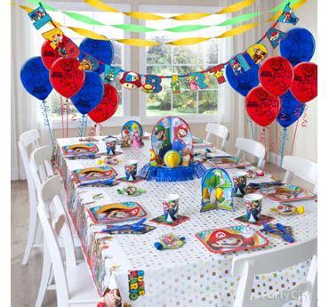 Super Mario Party Ideas   Party City   Party City