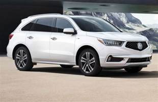 Acura Mdx Review 2017 Acura Mdx Review Price Car Release Redesign