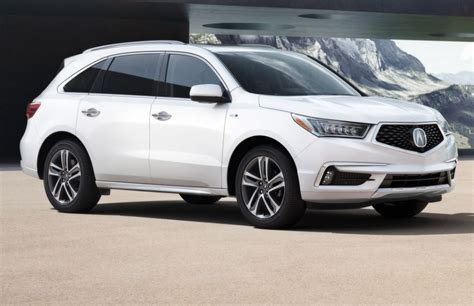 2017 acura mdx review price car release redesign