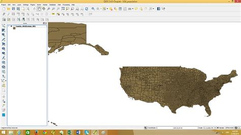 zip code map qgis how to create a population map of the us using qgis gis