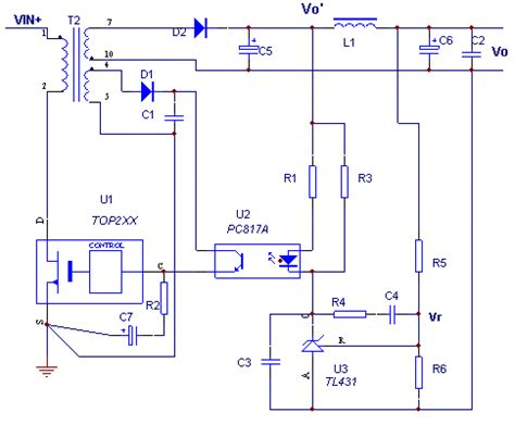 how to choose resistor wattage how to choose the bias resistors in tl431 and optocoupler of a switching power ac dc and