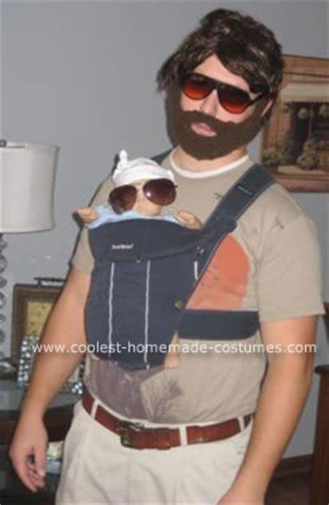 coolest alan   hangover costume