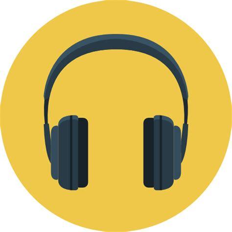 Headphone Flat Headphone Icon Flat Iconset Flat Icons