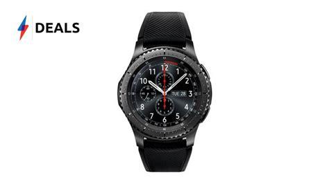 3 Samsung Deals by Deal Alert Get A Samsung Gear S3 Frontier Smartwatch