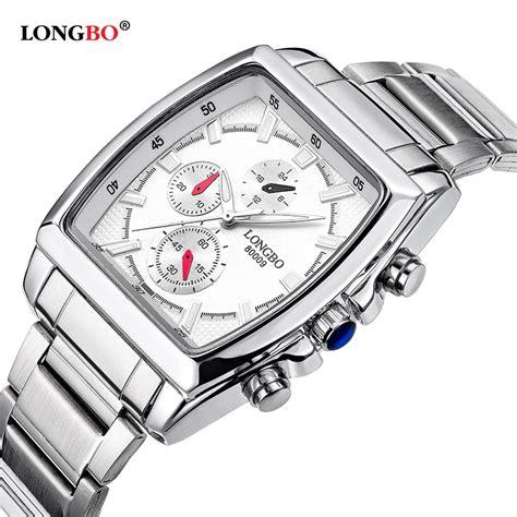 Harga Jam Tangan Merek Longbo buy grosir persegi pria jam tangan from china