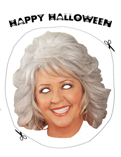 how to get a paula deen haircut hairstyle gallery the daily meal paula deen halloween mask