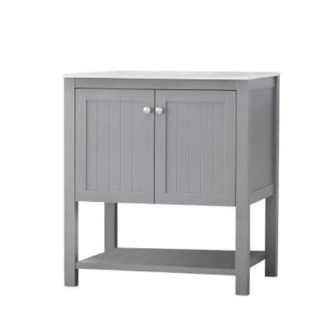 home decorators collection cranbury 30 in vanity in cool