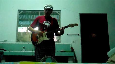 lindsay lohan guitar lindsay lohan i decide guitar cover youtube