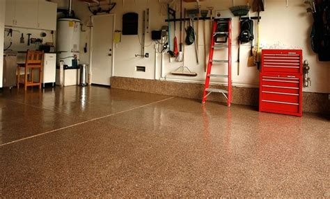 Garage Floor Coatings, Sealants & Repairs Portland, OR