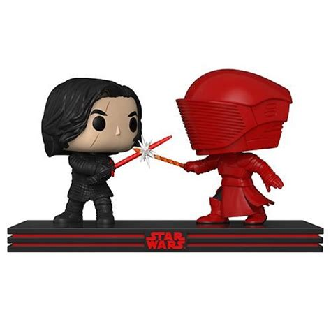 Praetorian Guards Funko Pop new last jedi funko pop bobble moments rundown