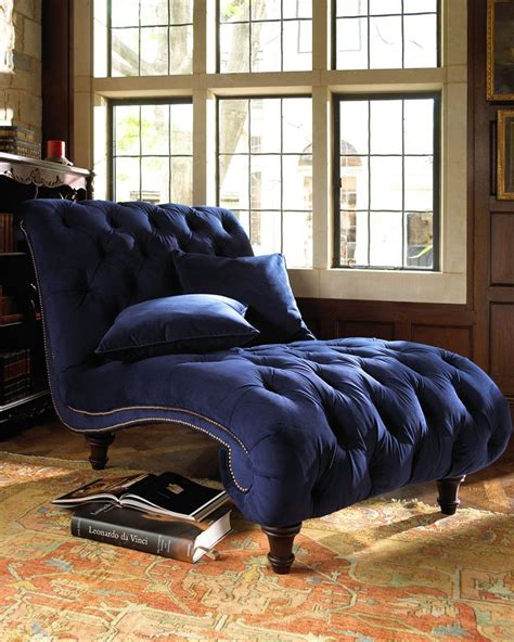 royal blue velvet chaise mmm comfy and beautiful blue chairs