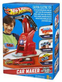 BARGAIN Hot Wheels Car Maker Playset was £22.49 NOW £7.49