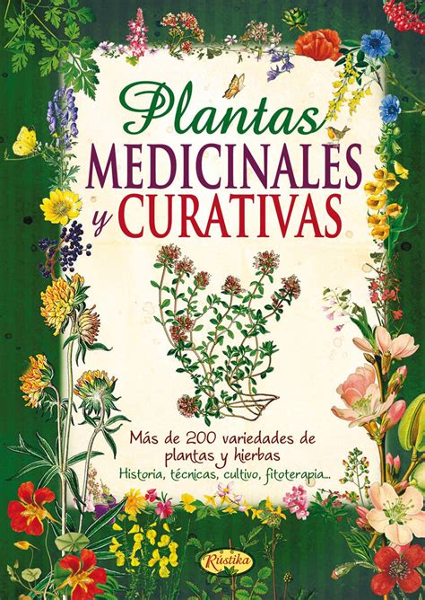 libro plantas medicinales descripcin y libros de jardiner 237 a rustika todo libro libros infantiles en castellano y catal 225 n