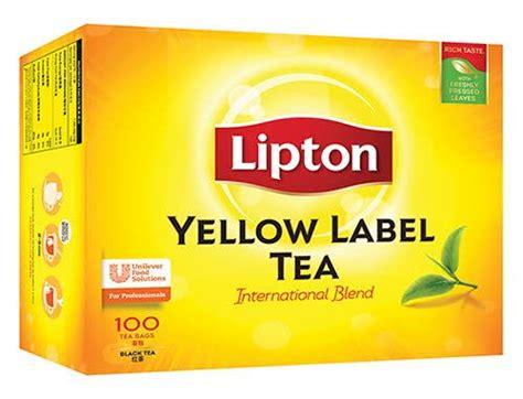 Teh Lipton Yellow Label acheter des lots d ensemble moins chers galerie d