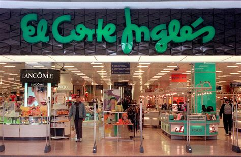 el corte inl marbella shopping family recommended shops for fashion