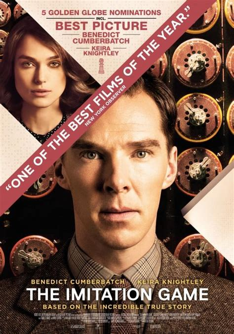 film imitation game adalah イミテーション ゲーム エニグマと天才数学者の秘密 映画の話でコーヒーブレイク