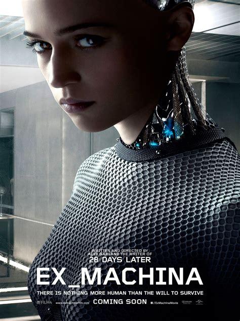Or Konusu Ex Machina 2015 Beyazperde