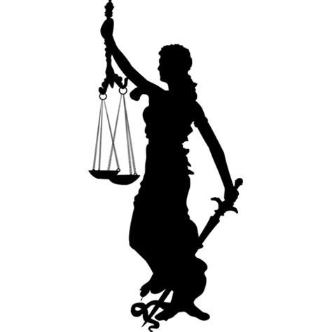 imagenes en blanco y negro de justicia vinilo decorativo de la representaci 243 n de la justicia una