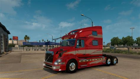 volvo truck shop volvo vnl truck shop v1 4 1 ats mod truck