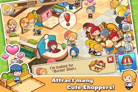 donwload game happy mall story mod happy mall story sim game android apps on google play