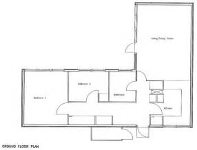 bungalow floor plans 2 bedroom bungalow floor plan 171 berecroft residents
