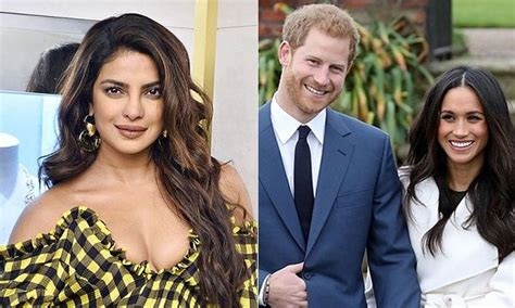 did janina gavankar attend royal wedding priyanka chopra is not meghan markle s bridesmaid at the