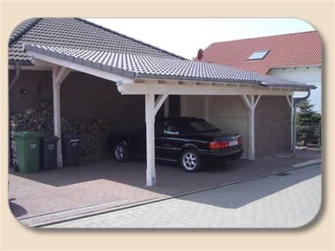 carport selber konstruieren doppelcarport pultdach selber bauen als anlehn