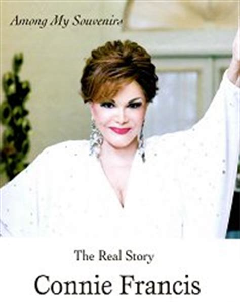 1 among my souvenirs the real story books books by connie francis