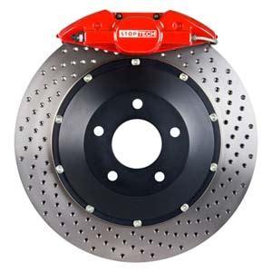 brake pads and rotors tire rack