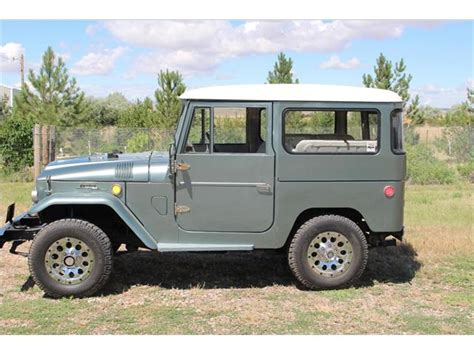 Vintage Toyota Land Cruiser For Sale Classic Toyota Land Cruiser For Sale On Classiccars