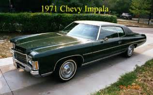 1971 chevy impala for sale studio design gallery