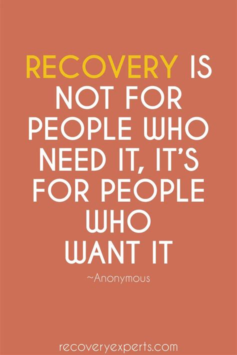 Recovery Detox by Addiction Recovery Quote Recovery Is Not For Who