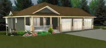 Bungalow House Plans With Basement by Bungalow House Plans With Basement And Garage