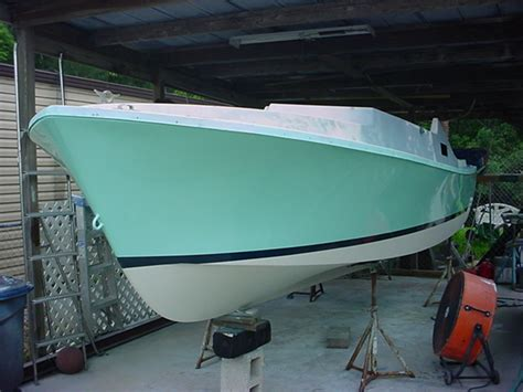 seafoam for boats 20 ft shamrock walk thru project the hull truth
