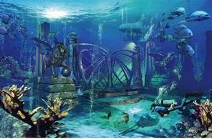 Abandoned Connecticut legendary lost city of atlantis discovered in southern
