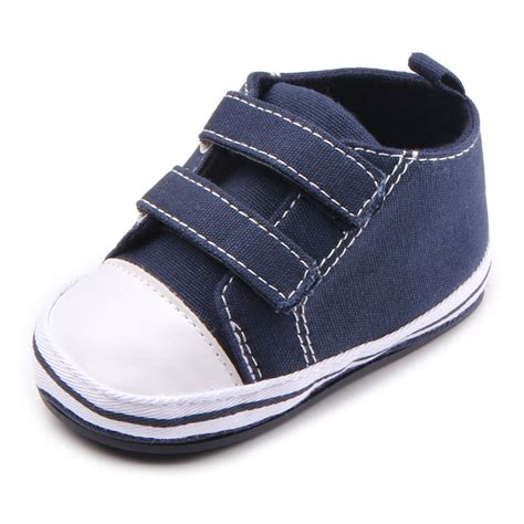 toddler rubber sole slippers infant toddler baby boy rubber sole canvas sneakers