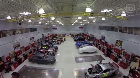 Garage Tours garage tours with chris forsberg episode 5 hendrick