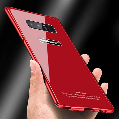 Special Sale Aluminium Tempered Glass Casing Cover Hp Xiaomi 2 slim bumper transparent tempered glass metal cover fr samsung galaxy note 8 ebay