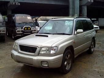 old car manuals online 2001 subaru forester electronic valve timing 2001 subaru forester pictures for sale