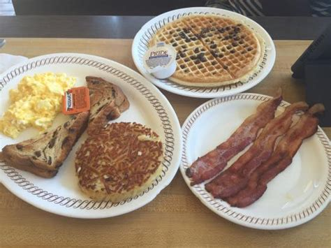 waffle house beaufort sc all star special breakfast picture of waffle house ridgeland tripadvisor